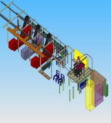 Factory improvement design by Mechanical Draughtsmen - Barnsley, South Yorkshire